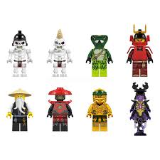 wholesale - Ninjago Lego Compatible Building Blocks Mini Figure ...