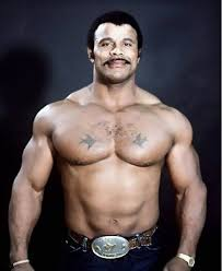 Not in Hall of Fame - RIP: Rocky Johnson