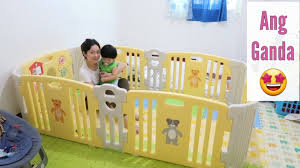 Baby Playpen Review From Lazada Youtube