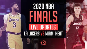 Live] Los Angeles Lakers vs Miami Heat Live HD | Game 3 NBA Finals | NBA  Playoffs 10/4/2020 - YouTube