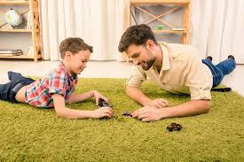 Kid Friendly Rugs Minimal Rug Care And Maximum Functionality