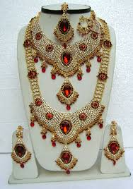 indian bridal jewellery sets wedding