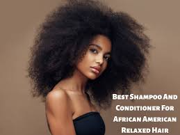 african american relaxed hair