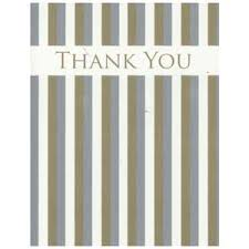 gift card thank you formal stripe