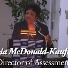 Sylvia MCDONALD-KAUFMAN   Assistant Dean, Assessment and Evaluation of  Graduate Programs   Juris Doctor, Master of Divinity   Howard University,  DC   HU   Graduate School