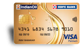 indianoil credit card apply