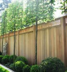 Garden Fence Design Ideas Uk