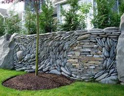 On Style Today 2020 09 19 Cool Faux Rock Wall Landscaping Ideas Here