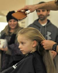 donating your hair to charity
