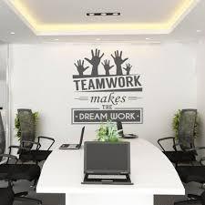 mural hitam putih untuk kantor quotes we believe art