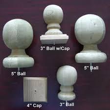 Wood Finials Finials For Posts Wood Post Finials Material Wood