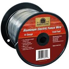 American Farmworks 14 Gauge Aluminum Wire 1 4 Mile Aw14g1320 Afw At Tractor Supply Co