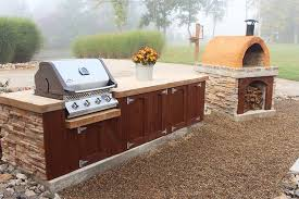 concrete countertops for outdoor kitchens