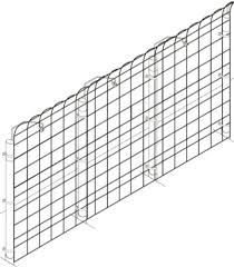 Fence Kit Cxo7 7 5 X 150 Stronger