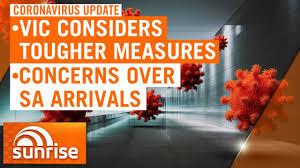 Coronavirus Update: Victoria considers ...