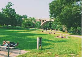 outdoor workout spots in washington dc