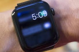 apple watch series 5 always on faces