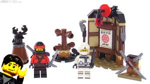 JANGBRiCKS LEGO reviews & MOCs: LEGO Ninjago Movie Spinjitzu Training  review 70606