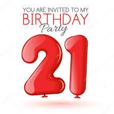 Invitacion Para 21 Anos Tarjeta De Invitacion Para La