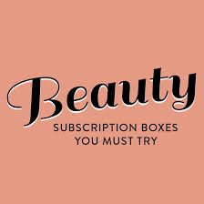 beauty monthly subscription bo for