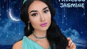 makeup tutorial princess jasmine