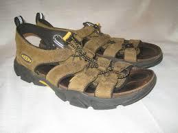 keen dakota bison leather sport sandals