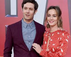 Leighton Meester and Adam Brody Make a Rare Red Carpet Appearance