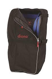 com diono car seat travel bag