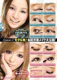 new makeup idea s jpop style lol