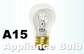 a15 light bulbs ideal for garages