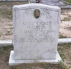 Addie Walker Peterson