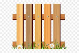 Garden Clipart Fence Wood Fence Hd Png Transparent Png 5175100 Pikpng
