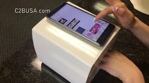 digital mobile nail art printer 2019