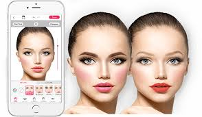 virtual makeup app development