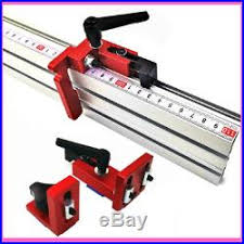 Miter Gauge Aluminium Fence For Bandsaw Table Saw Router Angle Miter Gauge Guide Table Saw Fence