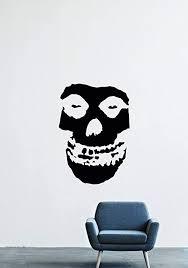 Amazon Com Misfits Wall Decals Decor Vinyl Sticker Lm1056 Home Kitchen
