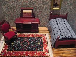 authentic rug miniatures for a dollhouse
