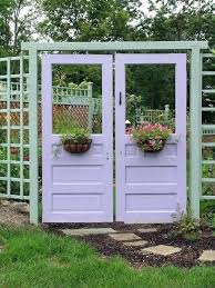 17 charming garden gate ideas for a