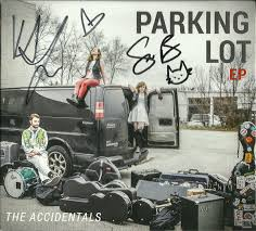 The Accidentals - Parking Lot (2016, CD) | Discogs