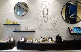 chanel beauty boutique never not going