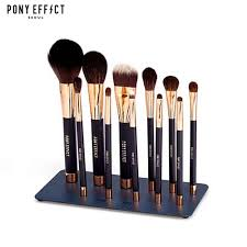 pony effect metal brush plate best