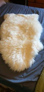 white sheepskin rug ikea 39 ludde 39