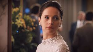 Felicity Jones transforms into a young Ruth Bader Ginsburg in 'On the Basis  of Sex' - ABC News