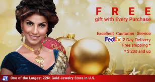 22k karat gold indian jewelry