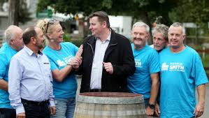 Wollondilly Liberals candidate Nathaniel Smith claims state ...