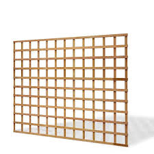 Trellis Panel Brown 5ft Fence Panel Suppliers