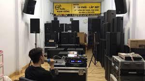 Dàn âm thanh Acoustic cho khách hàng ĐĂK NÔNG ( hỗ trợ bán trả góp ) Nexo  ps12 .Motivity MV650 - YouTube