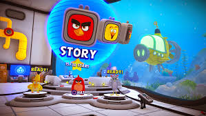 The Angry Birds Movie 2 VR: Under Pressure Game