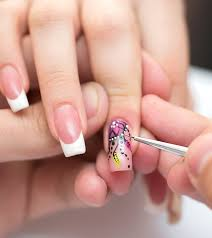 nail art nail salon