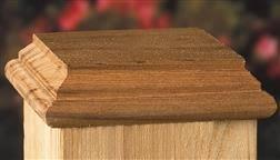 Wood Post Caps Deckaccent Com